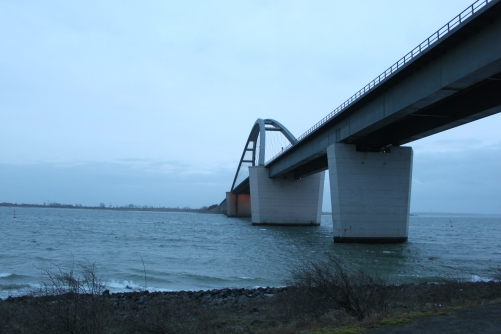 The bridge to Fehmarn