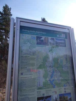 Almost completed the Berlin-CPH cycle trail