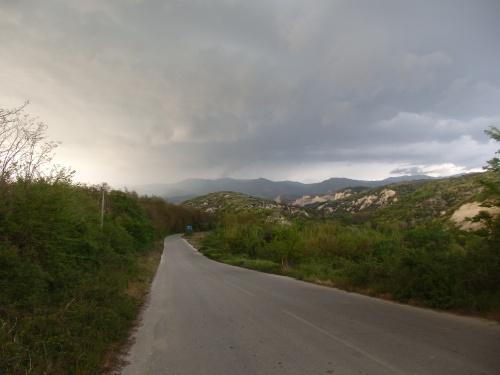 Leaving Melnik