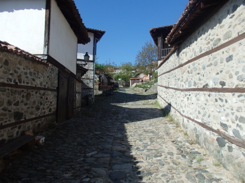 Zlatograd old town