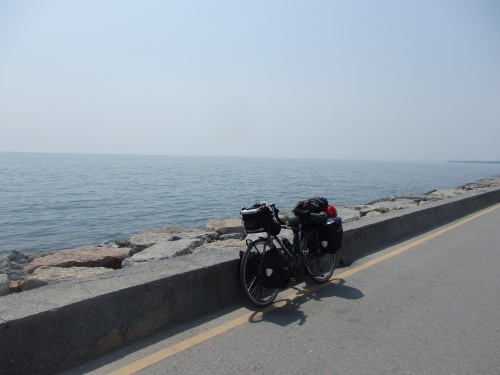 Cycling along the Sea of Marmara