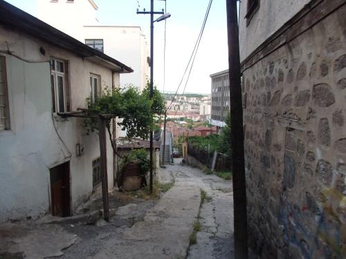Ankara old town