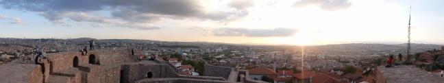 Ankara panorama