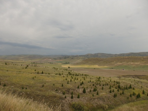 Between Ankara and Kirkkale
