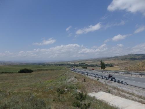 Between Kirikkale and Sungurlu
