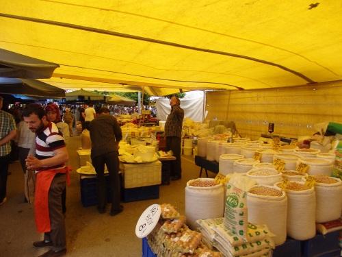 Market in Samsun