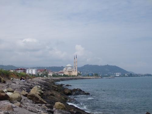 Coastal mosque