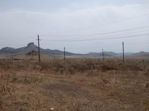 Between Tbilsi and the Armenian border