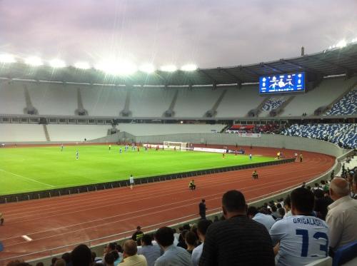 Dinamo Tbilsi vs FK Qabala (UEFA qualifier)
