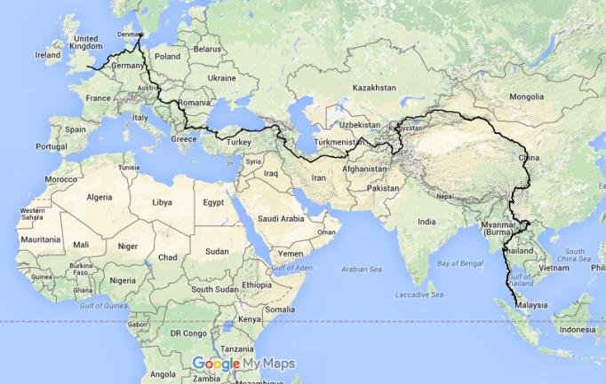 25000km