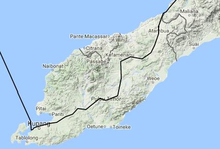 west-timor